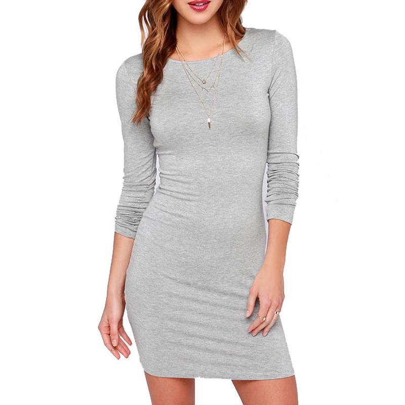 Платье повседневное сексуальное купить не дорого №3