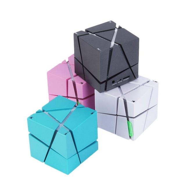 Lofree Qone7 портативный мини bluetooth, стерео-динамик №1