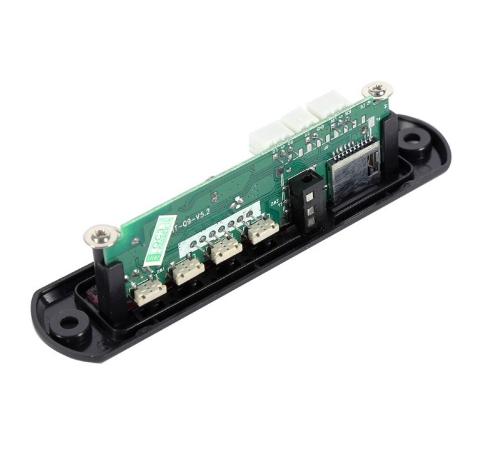 Mp3 декодер SD Mp3-плеер Ztv-m011 модуль дистанционного управления FM USB 2.0 3.5 №6