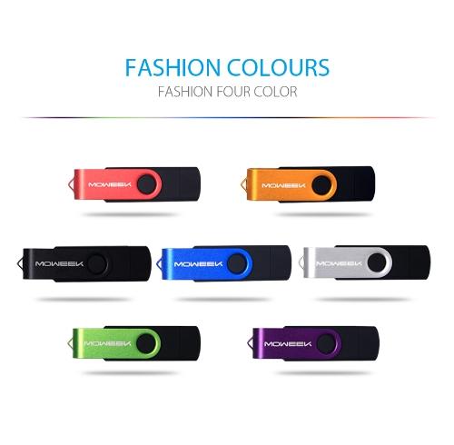 Купить недорого USB флешку MOWEEK в металлическом корпусе объёмом памяти 4 Гб, 8 Гб, 16 Гб, 32 Гб, 64 Гб №2
