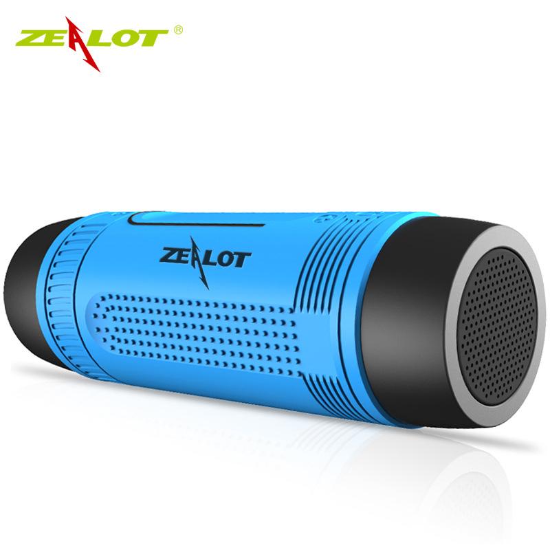 Zealot S1 водонепроницаемый беспроводной динамик №1
