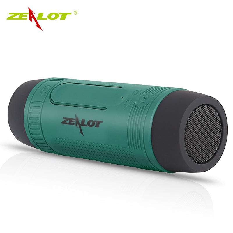 Zealot S1 водонепроницаемый беспроводной динамик №2